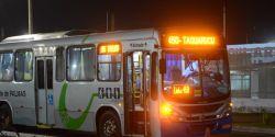 Linhas de ônibus serão reforçadas para o Festival Gastronômico de Taquaruçu